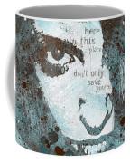 Blue Hypothermia Coffee Mug