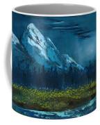 Blue Mountain Top Coffee Mug