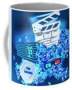 Blue Screen Entertainment Coffee Mug