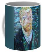 Blue Van Gogh Coffee Mug