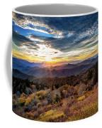 Blueridge Mountain Sunburst Coffee Mug