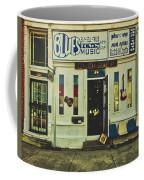 Blues Town Music Store Coffee Mug