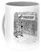 Bobo's Barbershop Coffee Mug
