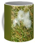 Bog Cotton On The Moor Coffee Mug