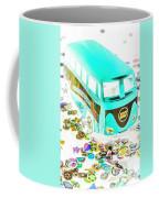 Boho Blue Coffee Mug