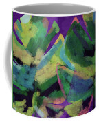 Bold Tropical Dreams- Art By Linda Woods Coffee Mug