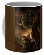 Bolg The Goblin King Coffee Mug