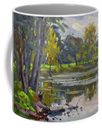 Bond Lake Park Coffee Mug