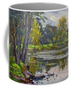 Bond Lake Park Coffee Mug