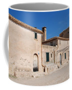 Boquer Valley Building In Majorca Coffee Mug