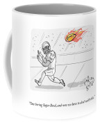 Boring Superbowl Coffee Mug