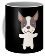 Boston Terrier Gift Idea Coffee Mug