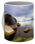 Boulders At Sand Harbor Coffee Mug