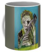 Boy Holding A Bird Coffee Mug