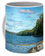 Bras D'or Lake, Cape Breton Nova Scotia, Canada Coffee Mug