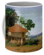 Brazilian Landscape With A Worker   S House  Coffee Mug