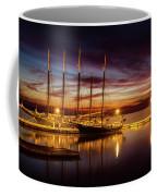 Breakfast On The Riva Coffee Mug