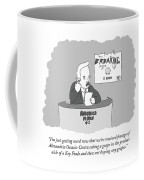 Breaking News Coffee Mug