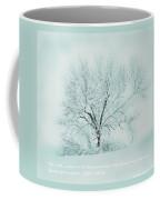 Breath Of Winter Coffee Mug