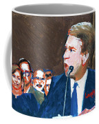 Brett Kavanaugh Testifies Before Senate Coffee Mug