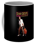 Brian Setzer Christmas Rock 15th 2018 Ajadcode11 Coffee Mug