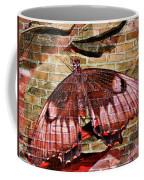 Brick In The Wall Coffee Mug by Sabine ShintaraRose