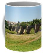 bridge over river Tyne at Corbridge in summer Coffee Mug
