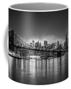 Bright Lights Of New York Coffee Mug