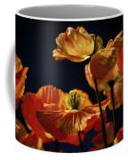 Bright Orange Poppies Coffee Mug