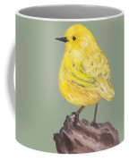 Bright Spot #3 Coffee Mug by Maria Langgle