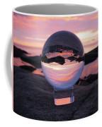 Brighton Beach Reflections Coffee Mug