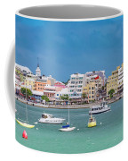 Brilliant Bermuda  Cityscape Coffee Mug