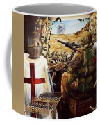 British Crusader Coffee Mug