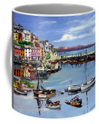 Brixham Harbour Coffee Mug