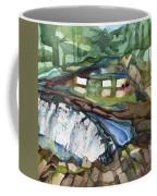 Bronx River Falls Coffee Mug