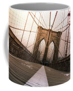 Brooklyn Bridge, New York City Coffee Mug