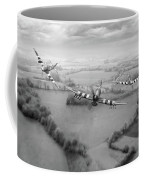 Brothers In Arms Bw Version Coffee Mug