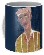 Brown Hat Man Coffee Mug