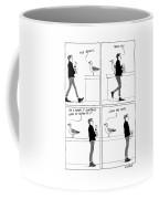 Bullying Bird Coffee Mug