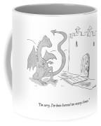 Burned Too Many Times Coffee Mug