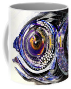 Business Casual Fish Coffee Mug