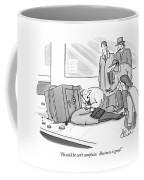 Business Is Good Coffee Mug