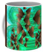 Butterfly Patterns 3 Coffee Mug