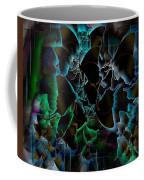 Butterfly Patterns 5 Coffee Mug