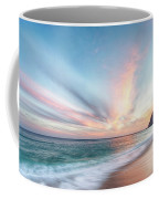 Cabo San Lucas Beach Sunset Mexico Coffee Mug