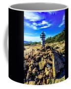 Cadillac Cairn Coffee Mug