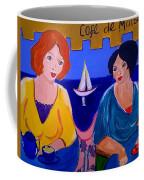Cafe De Marseille Coffee Mug