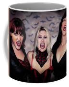 Call Of The Vampires Women Coffee Mug