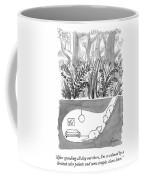 Calming Decor Coffee Mug
