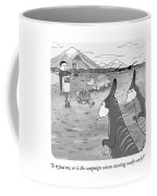 Campaign Season Coffee Mug